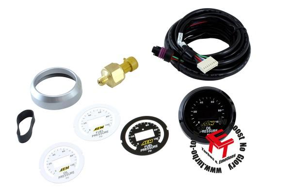 AEM Digital 100 PSI Öldruckanzeige 30-4401