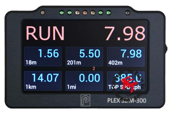 Plex-Tuning SDM-300 DASH Display
