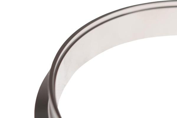 Titan/Edelstahl V-BAND SATZ Profi 3,5 Zoll 89 mm