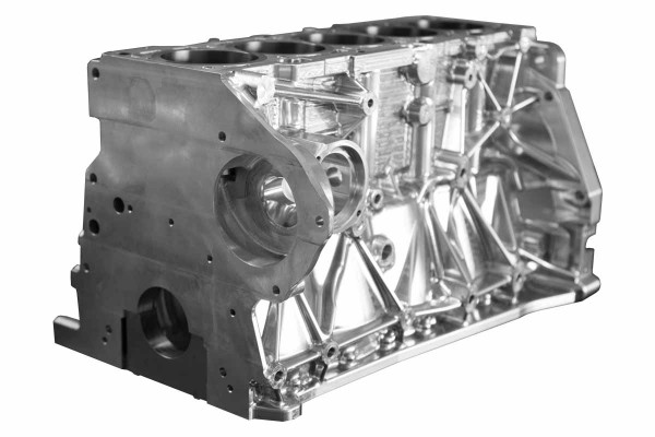 Billet 5-Zyl. Audi Quattro Motorblock