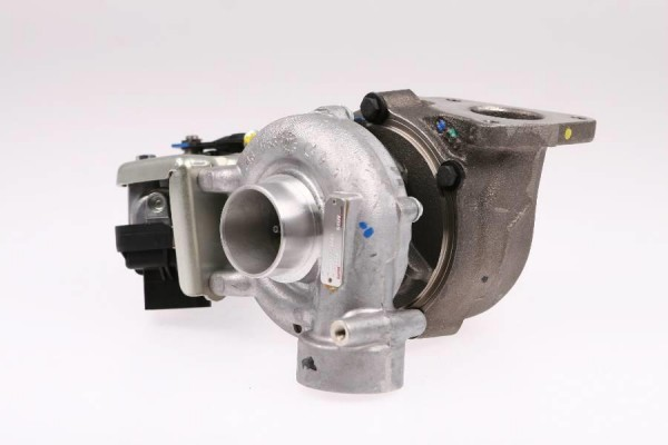 Turbolader Mercedes-PKW S-Klasse 400 CDI (W220) OM628 A6280900080