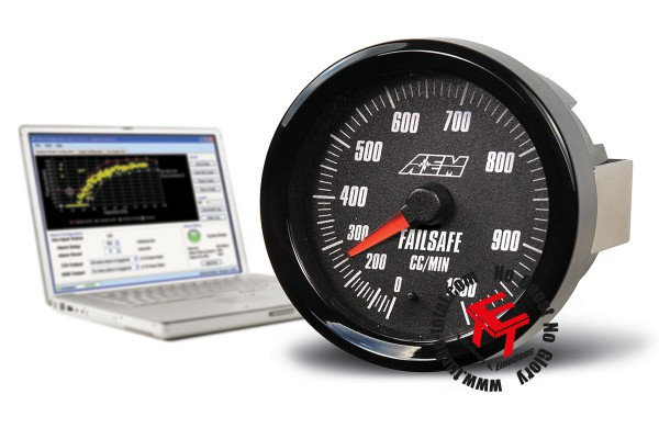 AEM Wasser-Methanol Failsafe Instrument 30-3020M