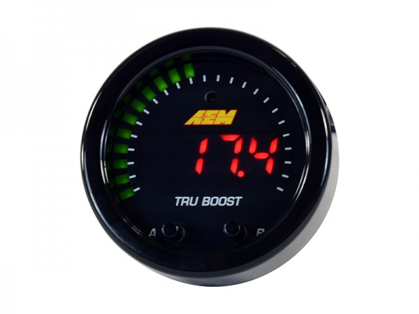 AEM X-Series True Boost Digitaler Ladedruckregler 30-0352 30-4350