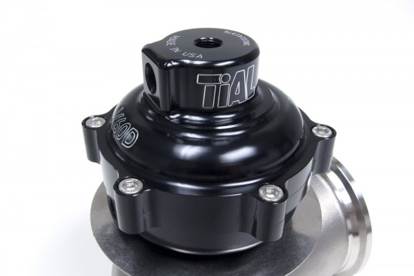 Wastegate TIAL V60D Schwarz 0.2 bar (3.21psi)