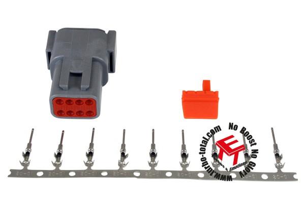 AEM 8-poliger DTM-Style Buchsen Kit 35-2631