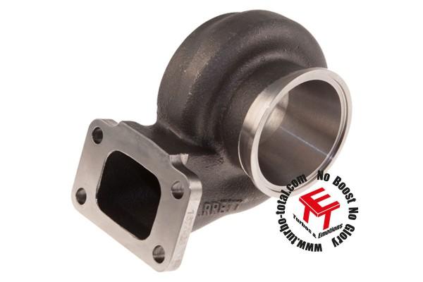 Turbinengehäuse GT30/GTX30 - 0.82 A/R - T3 Eingang / V-Band Ausgang 740902-0008