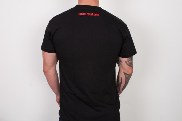 TurboTotal T-Shirt Blasen statt Saugen