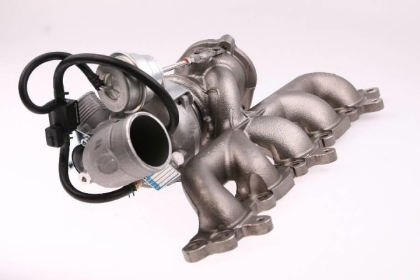 Turbolader Ford S-Max 2.5 Turbo RNC 2P25-LT 6G9N6K682AA