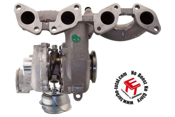 Turbolader 2.0 TDI BKD/BKP/AZV 03G253010J