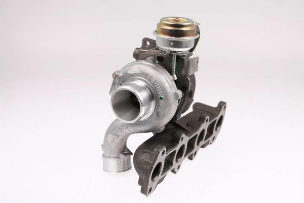 Turbolader Opel Vectra C 1.9 CDTI Z19DT 55196858