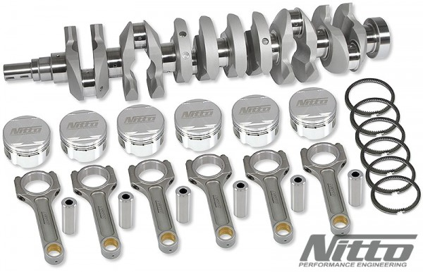 Nitto Stroker Kit Toyota 2JZ 3.3L 87.0mm Bohrung