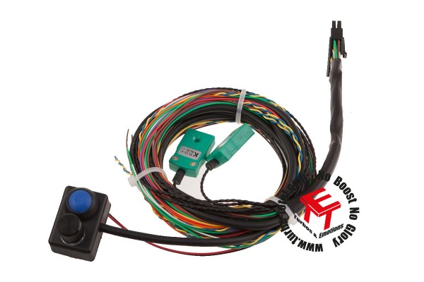 SDM-500 DASH Display - Logger - GPS Kit