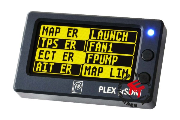 μSDM Micro DASH Display