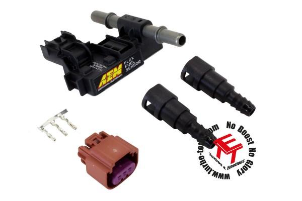 AEM Ethanolgehalt Flex-Fuel-Sensor Kit 30-2200