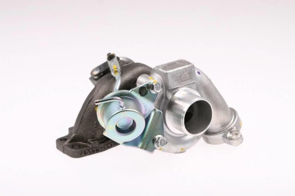 Turbolader Citroen C 3 1.6 HDi DV6B DV6ATED4 0375N5