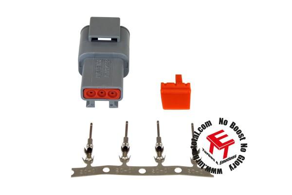 AEM 3-poliger DTM-Style Buchsen Kit 35-2622