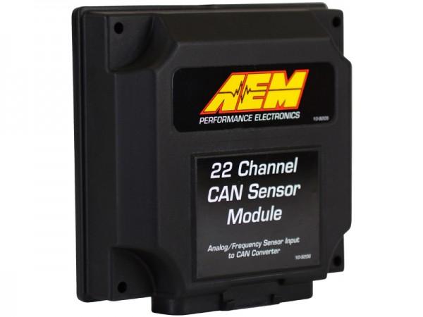 AEM 22 Kanal CAN Sensor Modul für CD Digital Displays