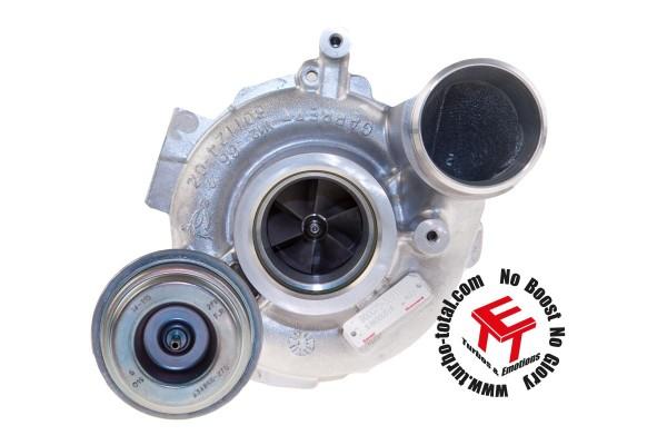 BMW M5 Turbolader Zyl. 1-4 11657849044 11657850317