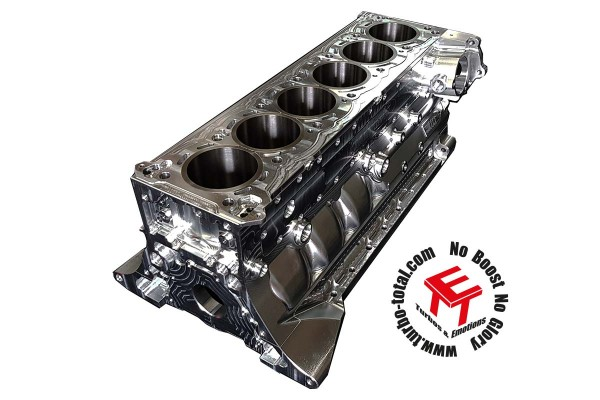 Billet Motorblock Nissan RB26