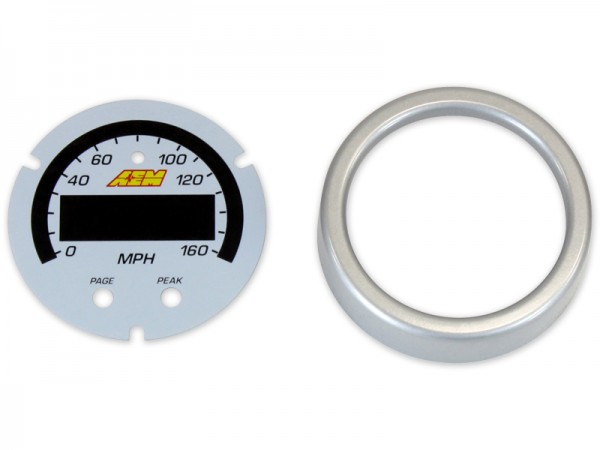 AEM X-Series Tachometer Zubehör Kit 30-0313-ACC