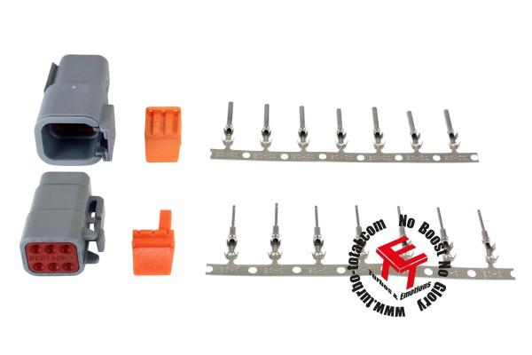 AEM 6-poliger DTM-Style Verbindungs Kit 35-2629