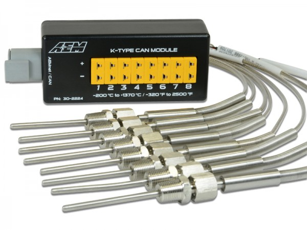 EGT Typ K Abgastemperatursensor Temperatursensor Schelle Sensor Thermoelement