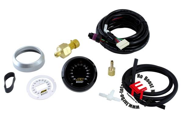 AEM Digital 50 PSI Ladedruckanzeige 30-4408