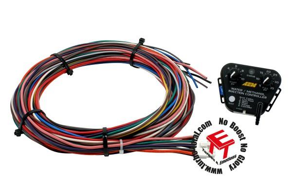 AEM Wasser/Methanol Einspritzung Controller Kit mit Internem Map Sensor 30-3304
