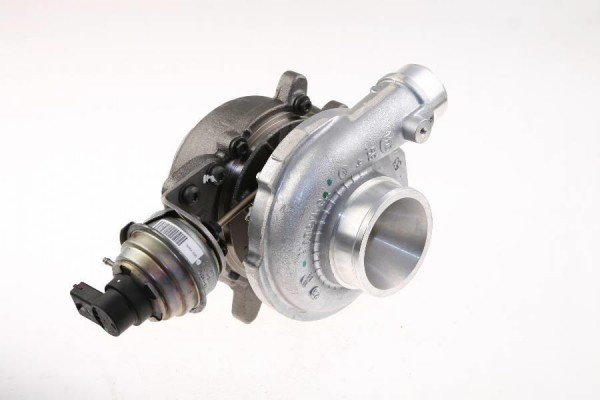 Turbolader Iveco Hansa NULL F1C 504371348