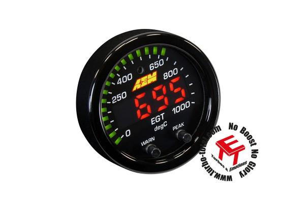 AEM X-Series Abgastemperaturanzeige 30-0305