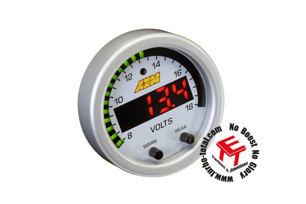 AEM X-Series Voltmeter 30-0303