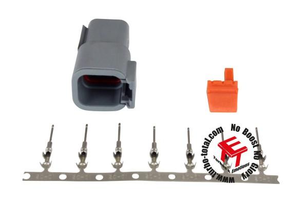 AEM 6-poliger DTM-Style Buchsen Kit 35-2628