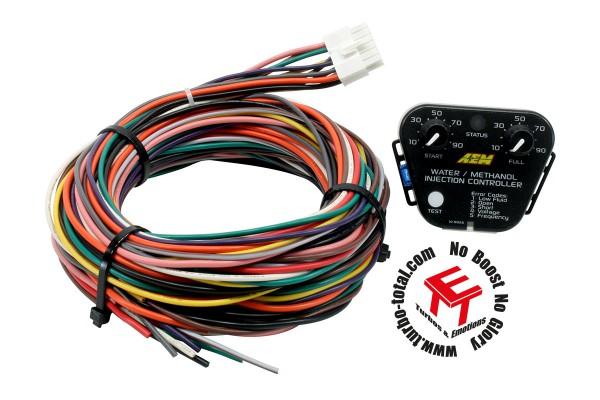 AEM Wasser/Methanol Einspritzung Multi Eingang Controller Kit 30-3305