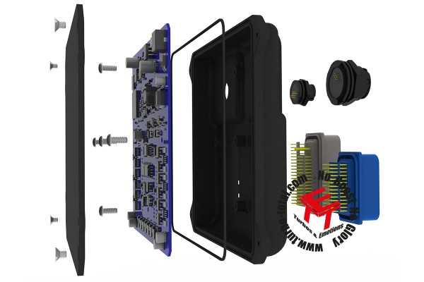 AEM Plug & Play Nissan 350Z/G35 Infinity 710 Steuergerät - frei Programmierbar