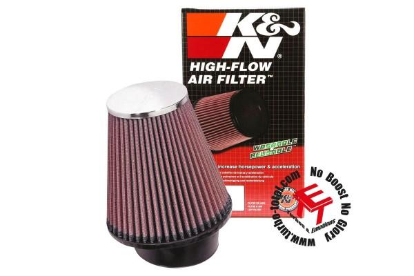 K&N Turboladerluftfilter 89 mm Konisch RF-1035