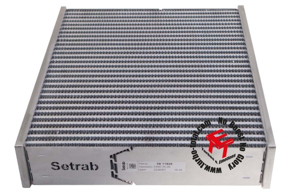 Setrab ProLine IC 316IC-28 Ladeluftkühlernetz