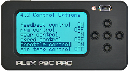 Eelectronic Boost Controller PBC PRO