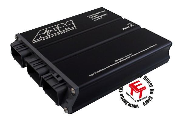 AEM Series 2 Plug & Play EMS Toyota Supra Saugmotor frei programmierbares Steuergerät 30-6101