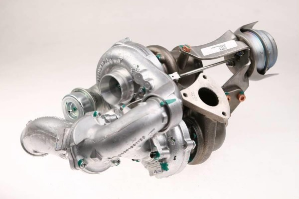 Mercedes-PKW Vito 116 CDI (W639) Turbocharger 6510900980