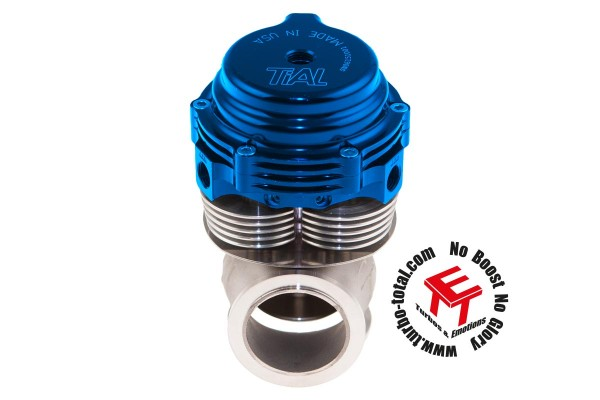 Wastegate Tial MV-S-A 38mm Blau