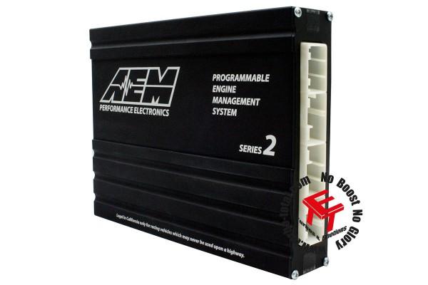 AEM Series 2 Plug & Play EMS Subaru 05-06 Impreza WRX STi frei programmierbares Steuergerät 30-6821