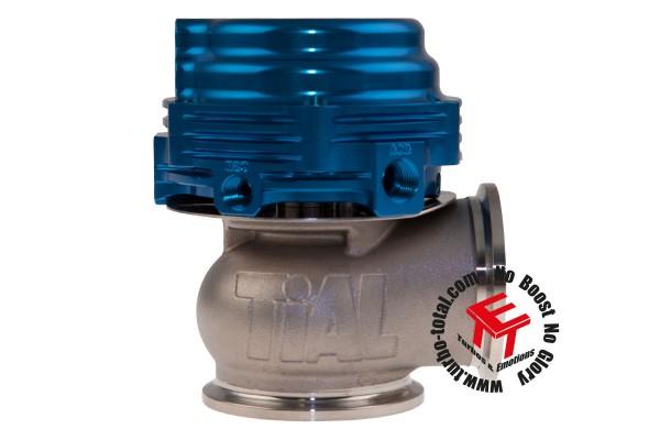 Wastegate Tial MV-S 38mm Blau