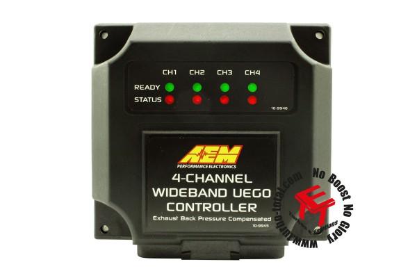 AEM 4-Kanal Digital Breitband O2 AFR UEGO Kontroller 30-2340
