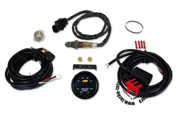AEM X-Series OBDII Breitband UEGO AFR Kontrollinstrument 30-0333