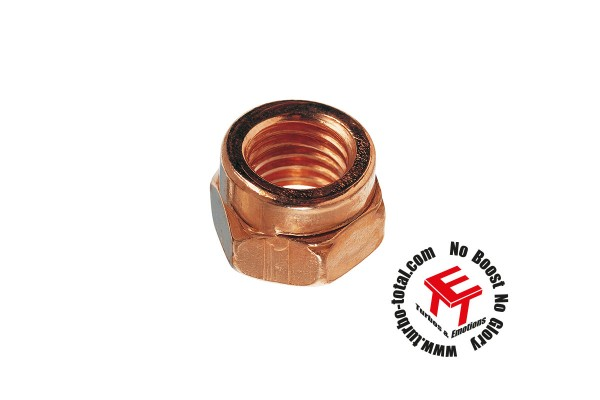 Kupfermutter M8 x 1.25 SW12