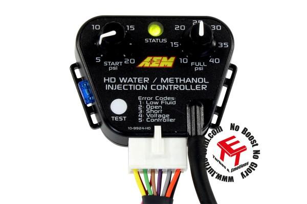 AEM Wasser/Methanol Einspritzung HD Controller ohne Tank 30-3303