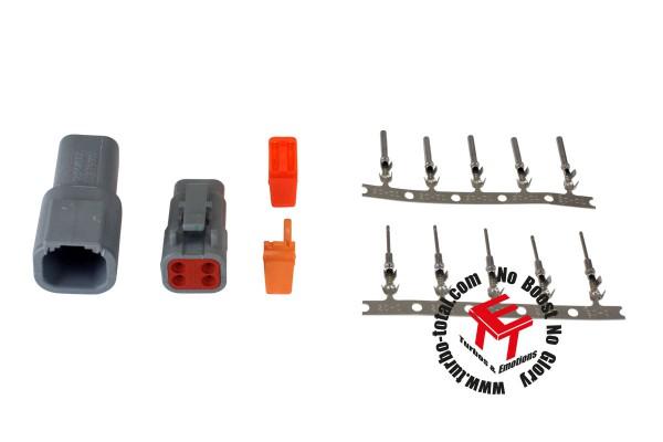 AEM 4-poliger DTM-Style Verbindungs Kit 35-2626