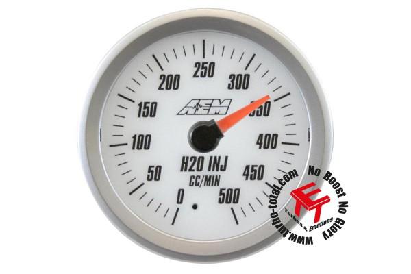 AEM Analog Wasser/Methanol Flow Anzeige 30-5141