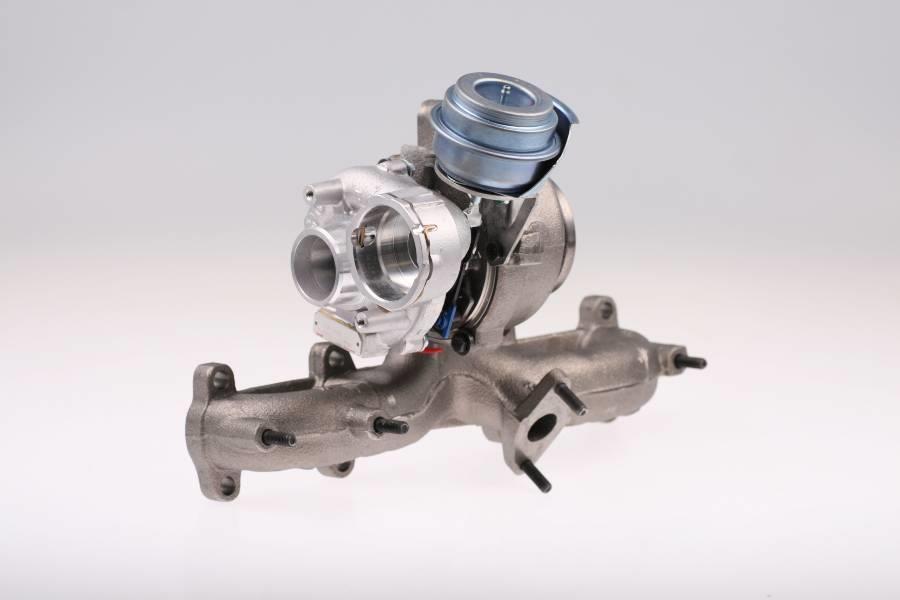 Turbolader A3 1.9 TDI BJB BKC BXE 77KW 105PS 751851-5003S Garrett 8P//PA