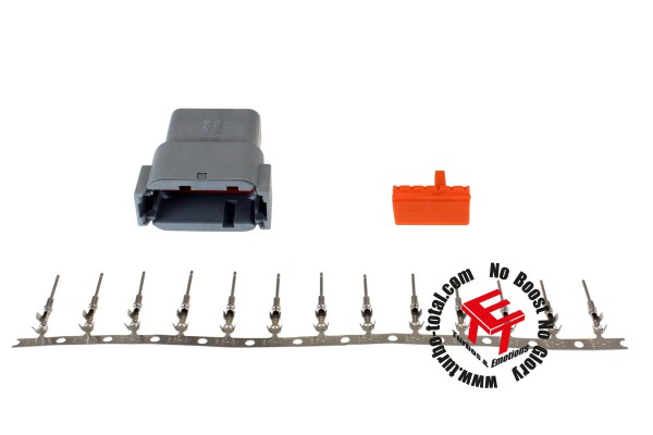 AEM 12-poliger DTM-Style Buchsen Kit 35-2634